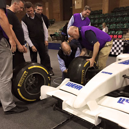 Events House - Team Building Formula 1 Activity