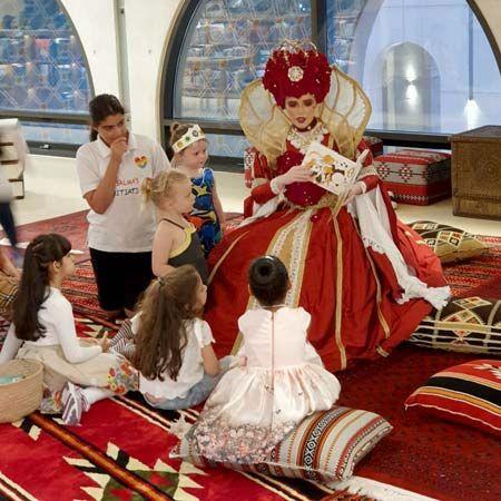 Character Storytime UAE
