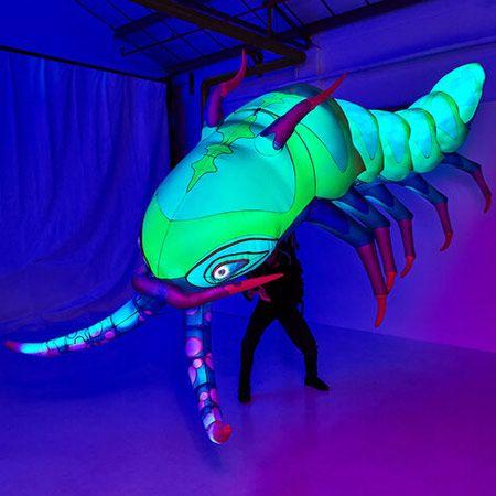 Iso - mythical deep sea creature