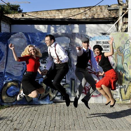 Athens Lindy Hop