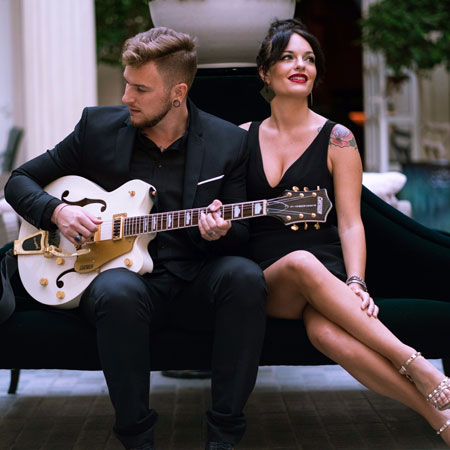 Family Business acoustic duo