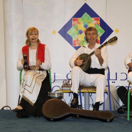 Kostas Topaloudis - Greek Mediterranean Musician