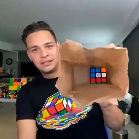 Steven Brundage Magic - Virtual Rubik's Cube