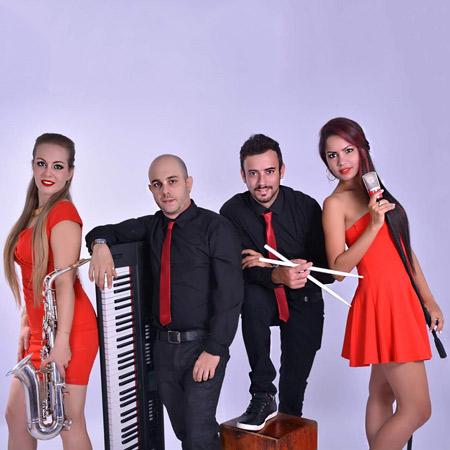 Kontrast' Band