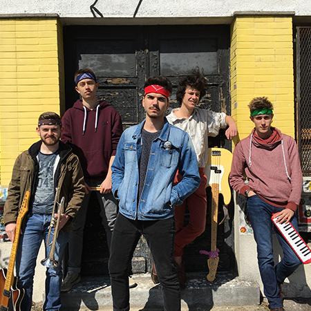 VLAP - Jazz Funk Pop Band