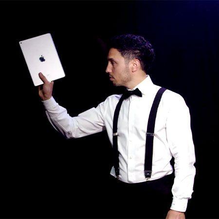 Oliver B - Virtual Magician
