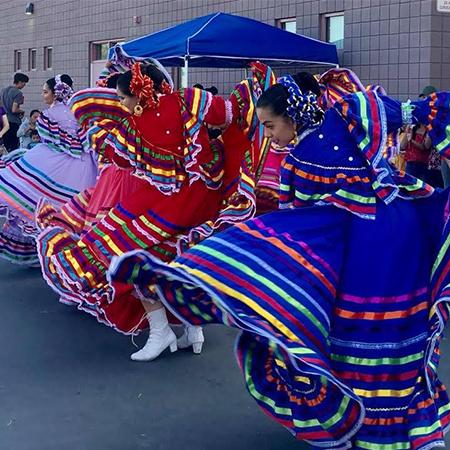 Grupo Folklórico Libertad de Las Vegas - Mexican Dancers