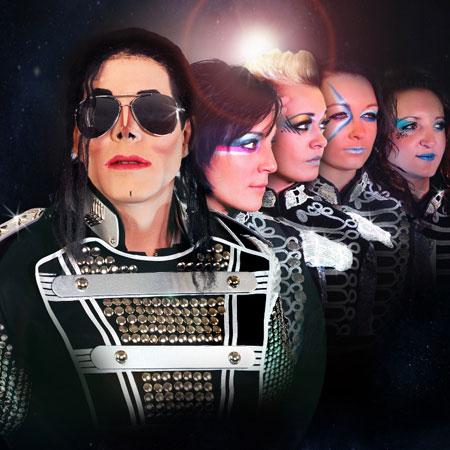 Jackson Live - Robin Parsons