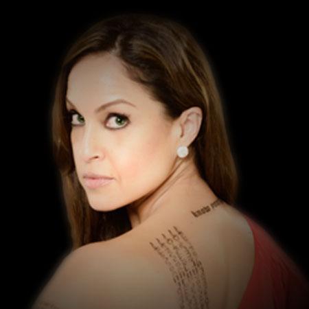 Angelina Jolie Impersonator