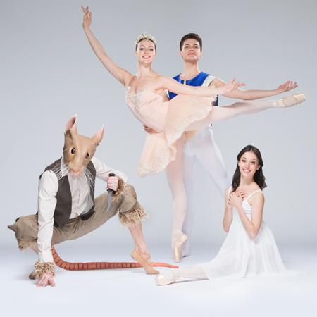 Nutcracker Ballerinas