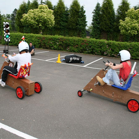 Off Limits - Soap Box Derby