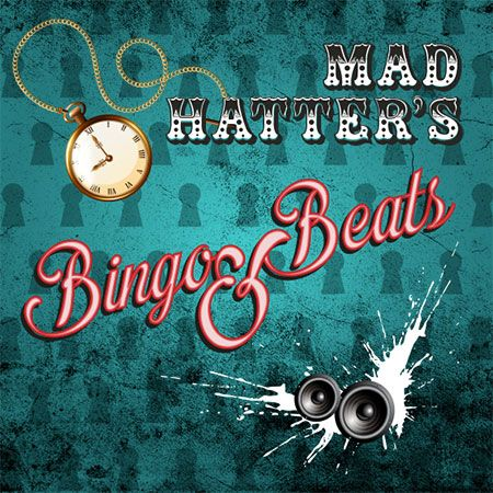 Custom Creations - Mad Hatter's Bingo
