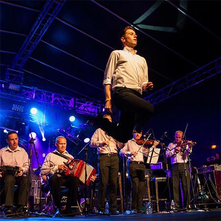 David Geaney - Irish dancer