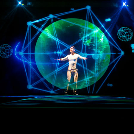 Ilusion - Hologram Illusion Show