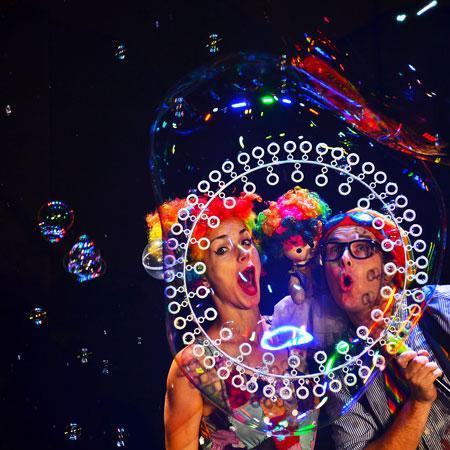 Bubble Laboratory