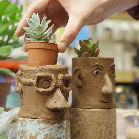 PotHeads - Virtual Flowerpot Making