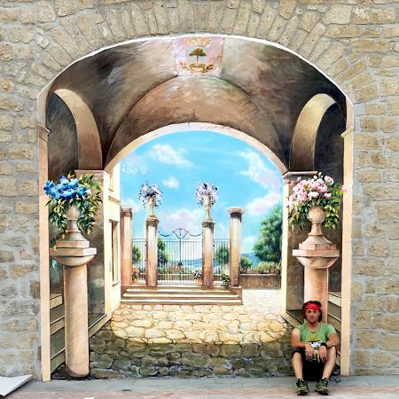 Mercurio Vito - 3D Street Painter