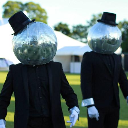 Pastiche - Disco Heads