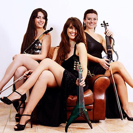 Stephanie Valentin - Violin Trio