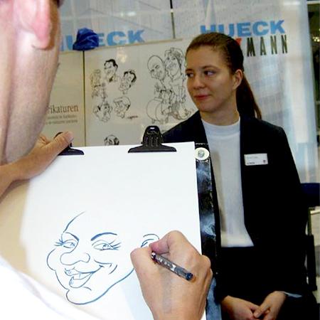 Georg Zitzmann - Cartoonist Illustrator