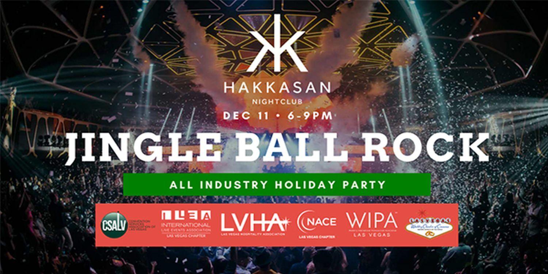 Scarlett Entertainment Is Sponsoring Jingle Ball Rock At Hakkasan Nightclub In Vegas
