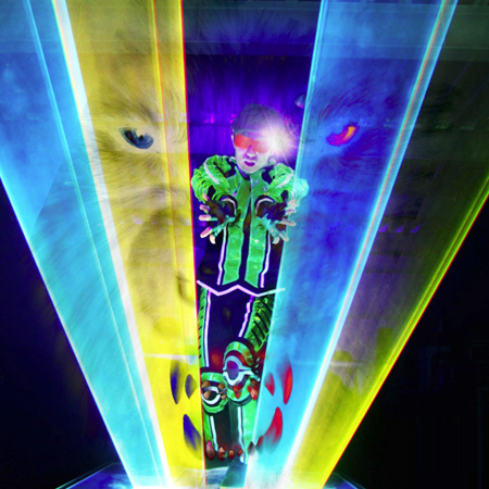 Mr Laser Man - Luxy Boyz