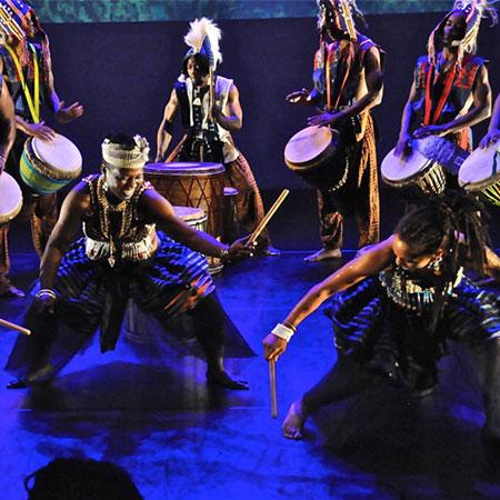 Sankofa Dance Theater