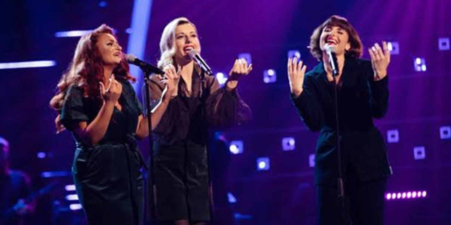 Vocal Harmony Trio Amaze The Voice UK Coaches And Joins Team Olly Murs
