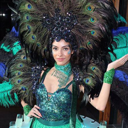 Candi Entertainment - Peacocks