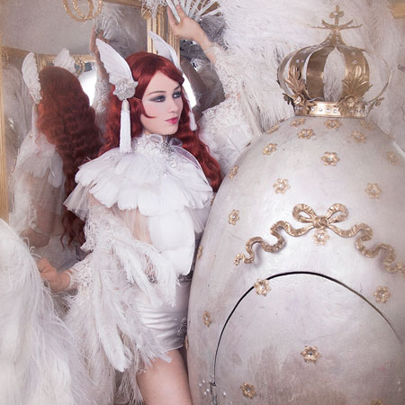 Vicky Butterfly - The Faberge Egg