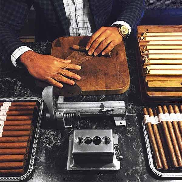 MCR - My Cigar Roller