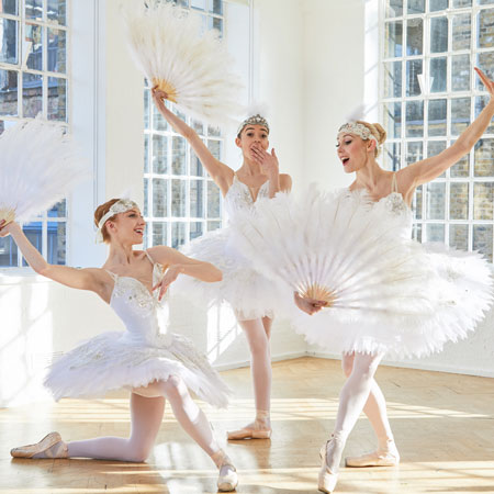 Sophie Adams - Great Gatsby Ballerinas