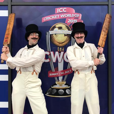 IAMBE PRODUCTIONS LTD - Cricket Walkabout