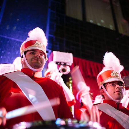 Patriot Brass Drumline - Drumline