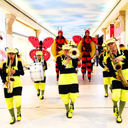 Lorge Duo - The Bug Parade