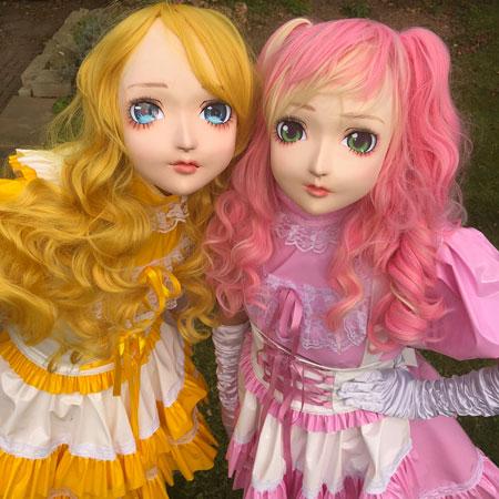 Candi promotions - Kimmi & Kiki