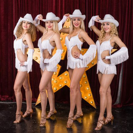 Magma Showgirls - Cowgirls