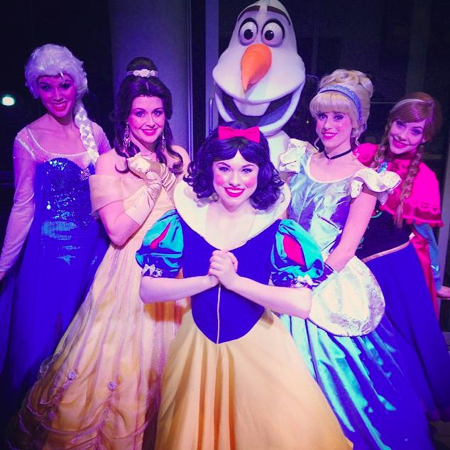 Papillons Entertainment - Disney Shows