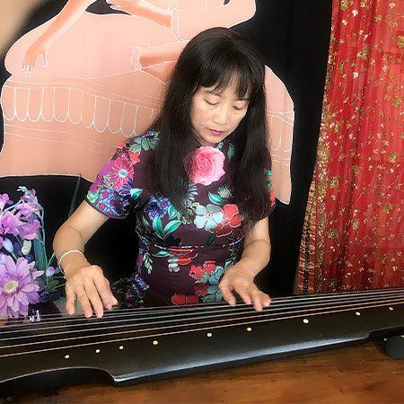 Mingmei Yip - Virtual Chinese Zither