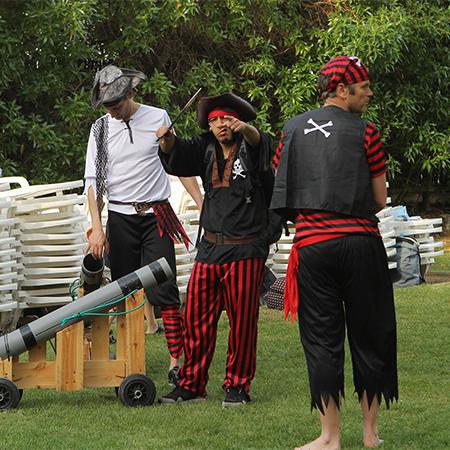 Corporactivity - Pirate Themed Treasure Hunt
