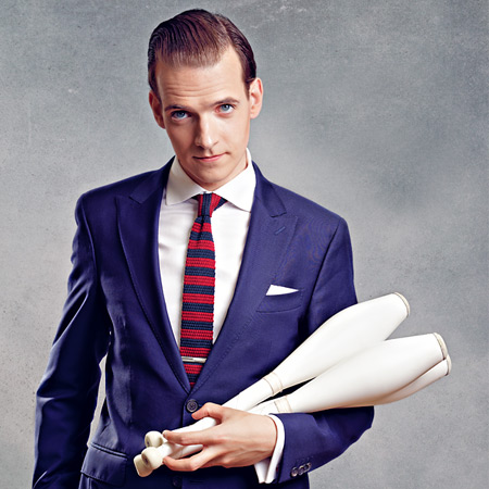 Florian Brooks - Stelar Style (Club juggling)
