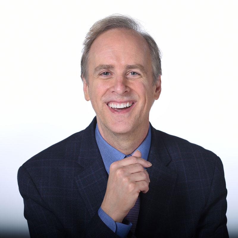 Charles Marshall - Speaker
