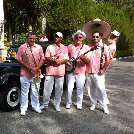 The New Orleans Jump Band