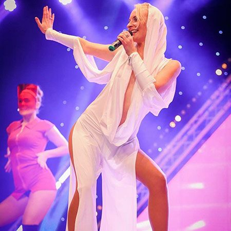 Kylie on Show - Tribute Acts