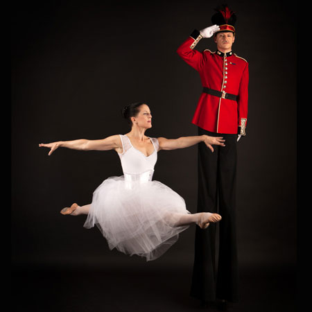 The Dream Performance - Nutcracker Characters