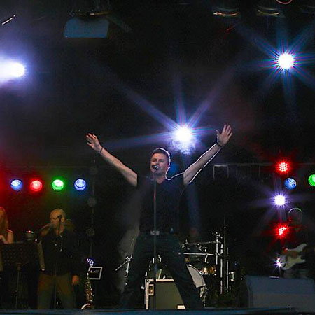 Robbie Williams Coverband