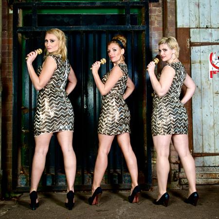 The Estrellas - Vocal Trio