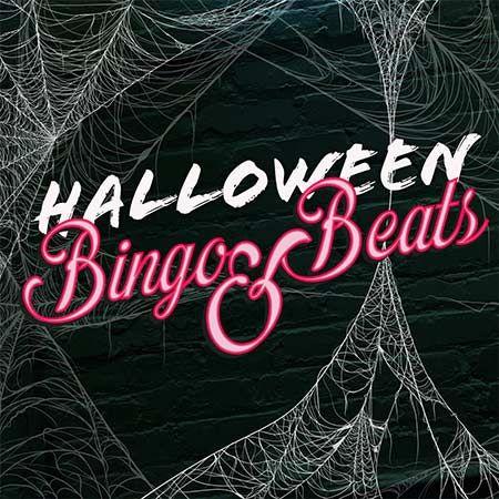 Halloween Bingo & Beats