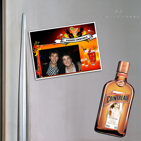 Instant Magnetic Photos