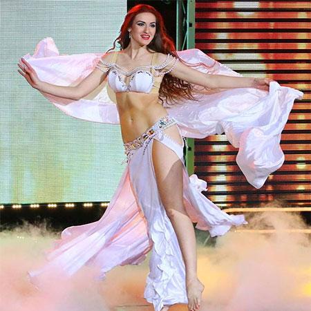 Anna Pataridze - Solo Belly Dancer